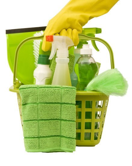 GreenCleaningSupplies-e1386885430664